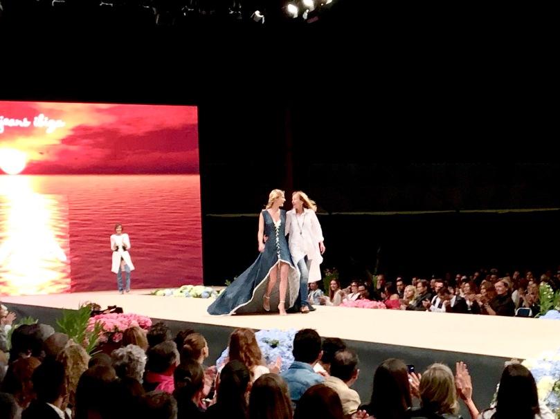 Pasarela moda adlib 2017. Tanit Jeans ibiza