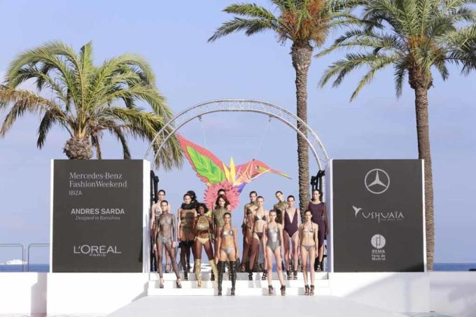 mercedes fashion week ibiza