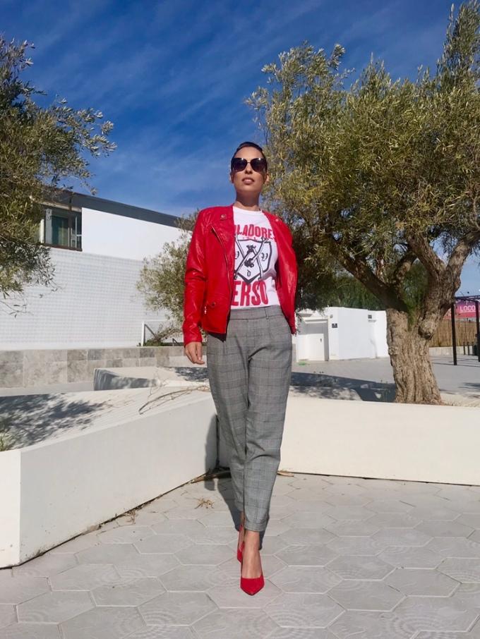 Como Combinar Pantalones De Cuadro De Gales 5 Looks Para Inspirarte Mi Coctel De Moda Ibiza Fashion Blog