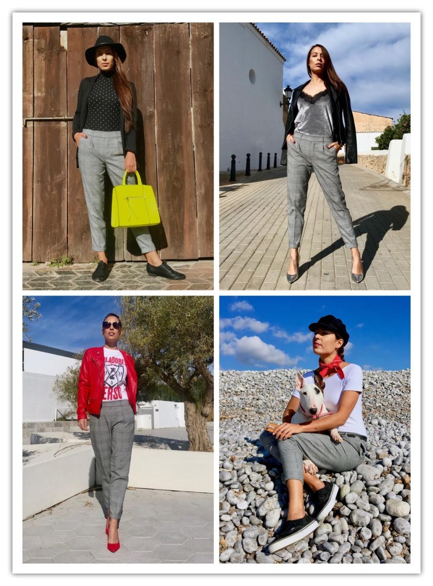 Como combinar pantalones de cuadro de galés: 5 looks para inspirarte