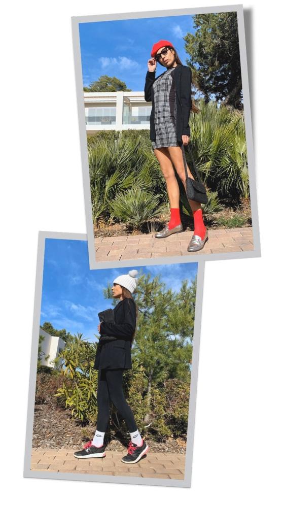 Como combinar calcetines